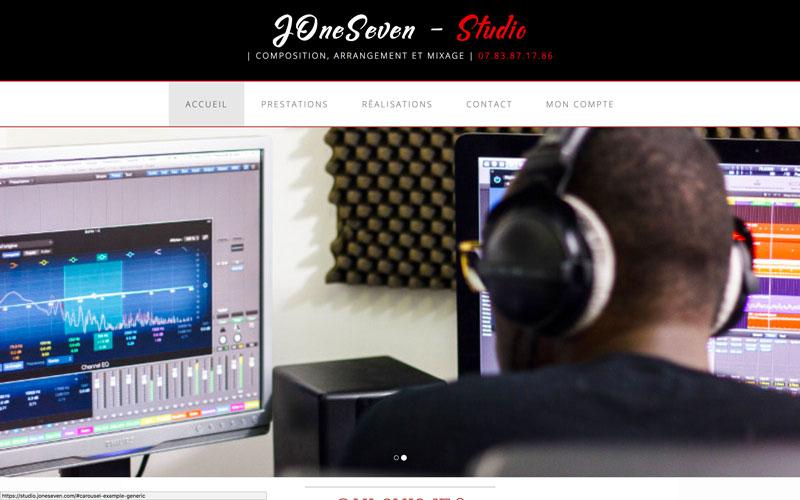 JOneSeven - Studio